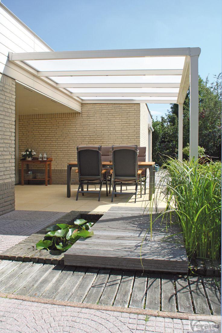 Terrasoverkapping van Verano® BE  #Verano #Patio #Terrasoverkapping #Veranda #Terrace #Pergola