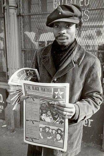 Stephen Shames, Boston, Black Panthers 1970's