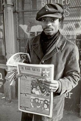 Stephen Shames, Boston, Black Panthers 1970's