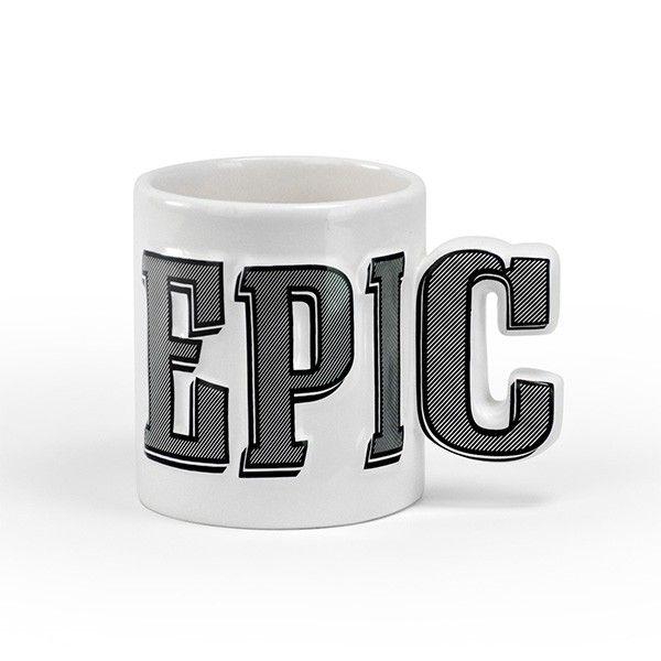 Epicki kubek / Epic mug   Mamy na stanie Epickość - jak pięknie to brzmi :D :D :D
