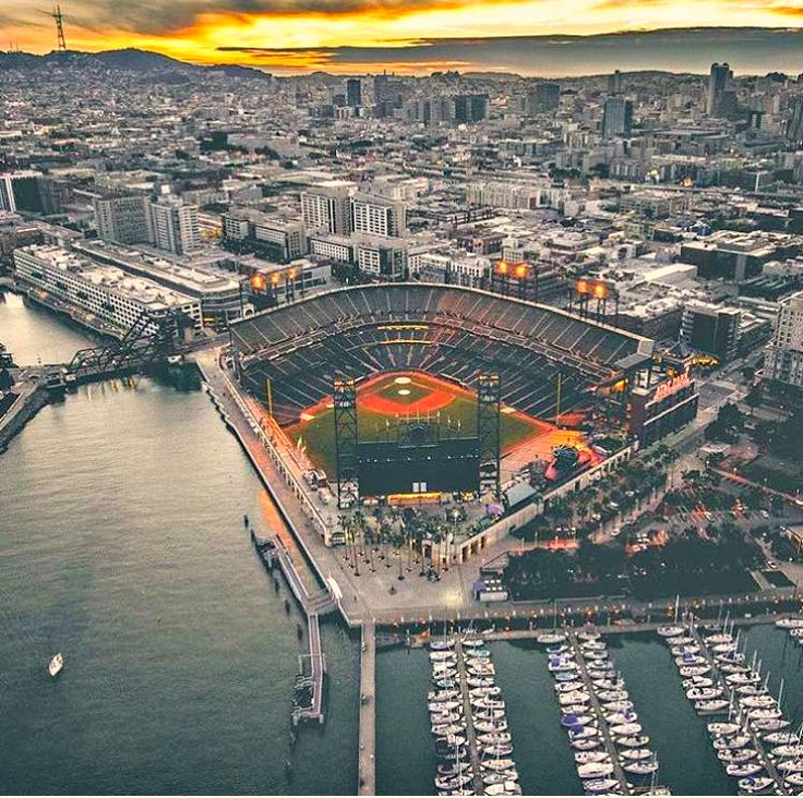 AT&T Park Giants vs. Reds 7/26/16