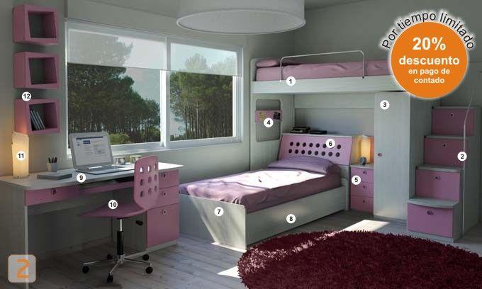 Dormitorio Genova ~ 1000+ ideas sobre Camas Marineras en Pinterest Colchonetas para dormir, Literas para infantes