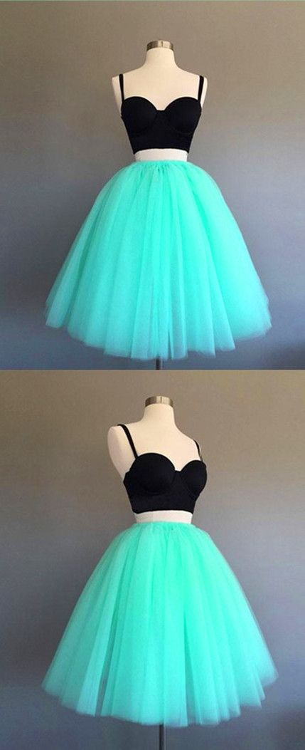 Two Pieces Homecoming Dresses,Short Prom Dresses,Cocktail Dress,Homecoming Dress,Graduation Dress,Party Dress,Short Homecoming Dress