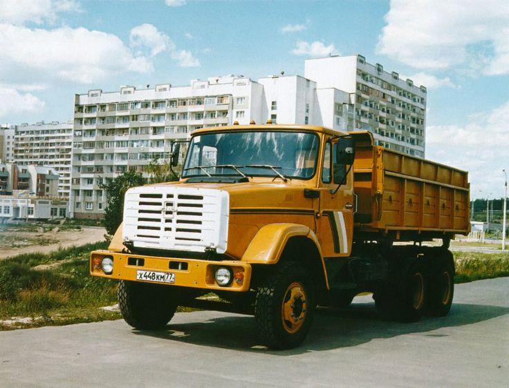 ЗиЛ-ММЗ-4516 '1993–2002