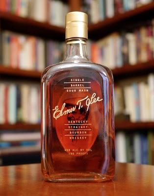 The Elmer T. Lee Single Barrel Kentucky Straight Bourbon