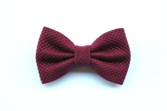 Papillon per uomo Marsala Prugna Bordeaux Rosso di ScoccaPapillon