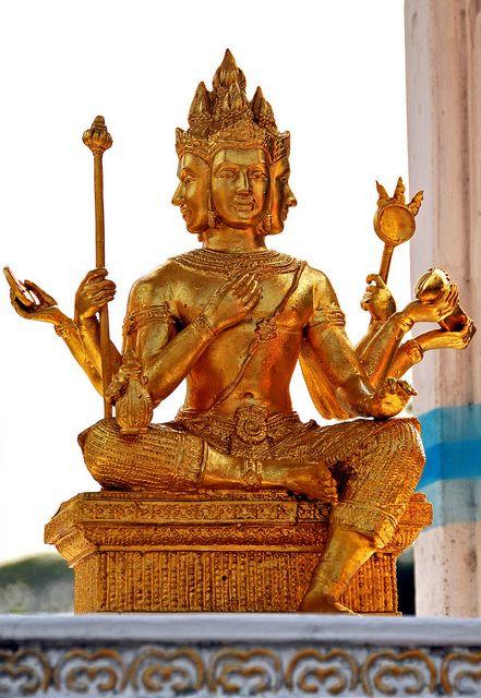 Four Faces Buddha Chiang Mai, Thailand