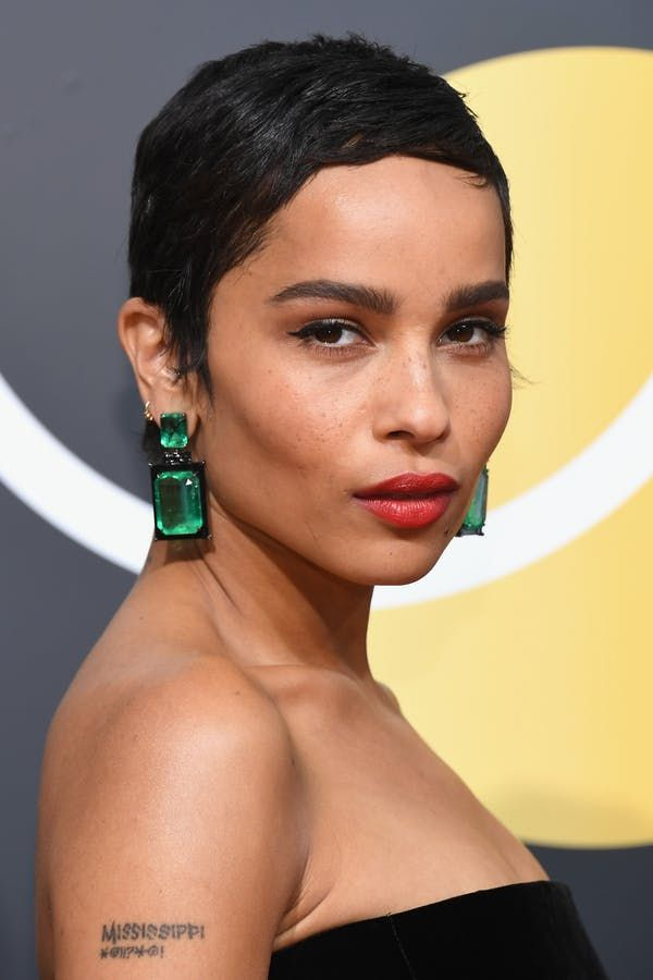 This Was The Top Jewelry Trend At 2018 Golden Globes Purewow Celebrity Trends News Fashion