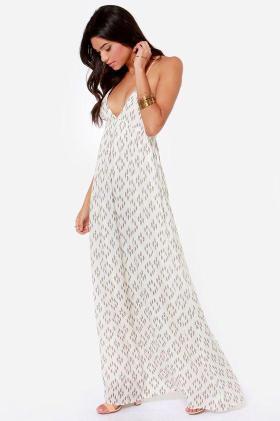 O neill maxi dress by magic
