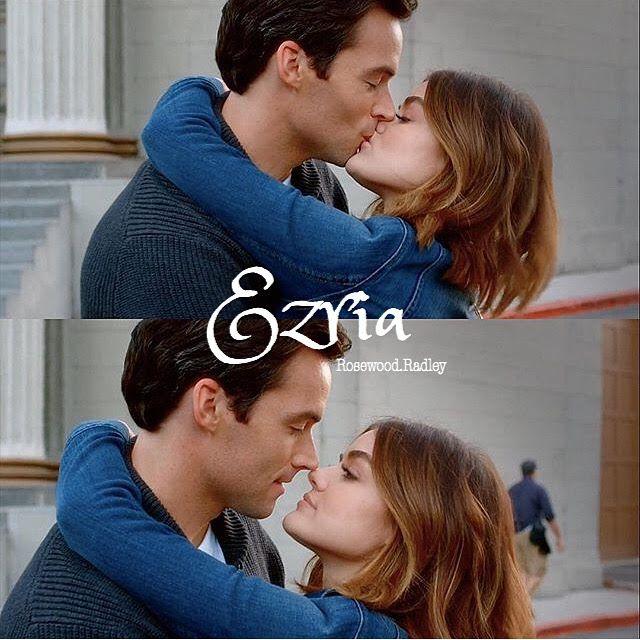 Ezria always