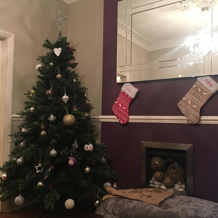 Asda Online Christmas Decorations: 17 Best Ideas About Christmas Tree Artificial On Pinterest