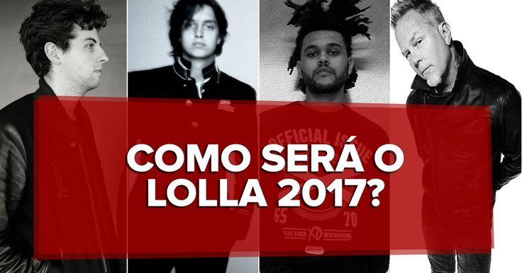 Lollapalooza 2017: Jimmy Eat World e Martin Garrix entram na programação