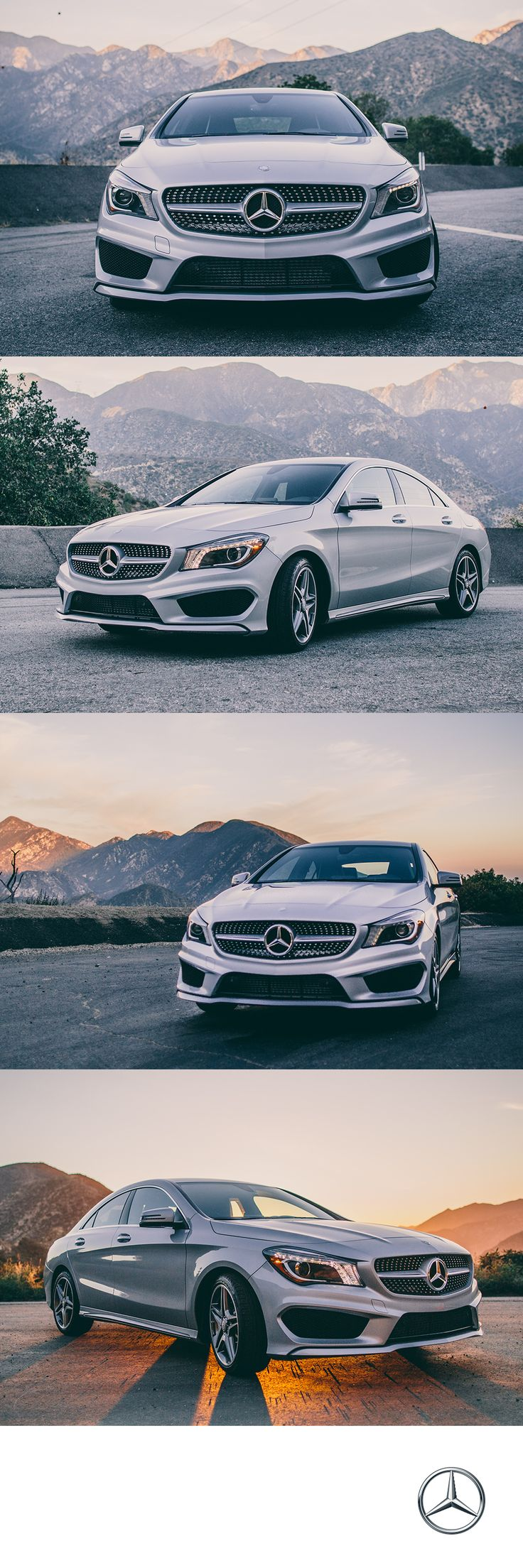 When styling, sophistication, and sport-like speed come standard, you don't just own a CLA250 but every road it drives on. #MBPhotoCredit: Andres Tardio