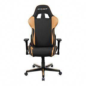 dxracer black brown best gaming chairs bucket seat office chair rh pinterest com