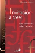 Sesboue B.- Invitacion a creer