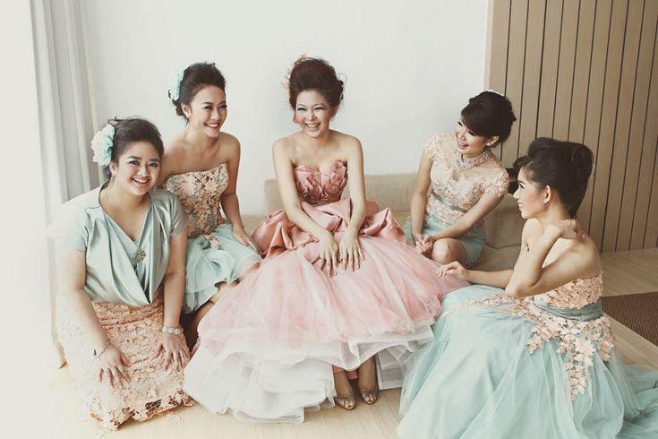 Bridesmaid Dress Indonesia