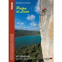 Pietra di Luna (Band 1) - Pietra di Luna - Kletterführer Sardinien -- tmms-shop - Kletterführer und mehr