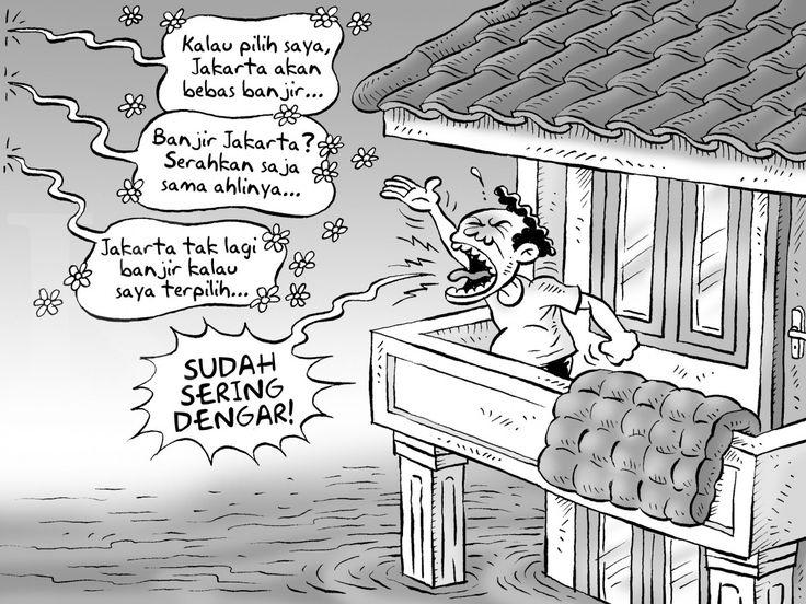Kartun Benny, Kontan: Janji janji