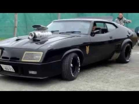 MAD MAX V8 INTERCEPTOR - YouTube