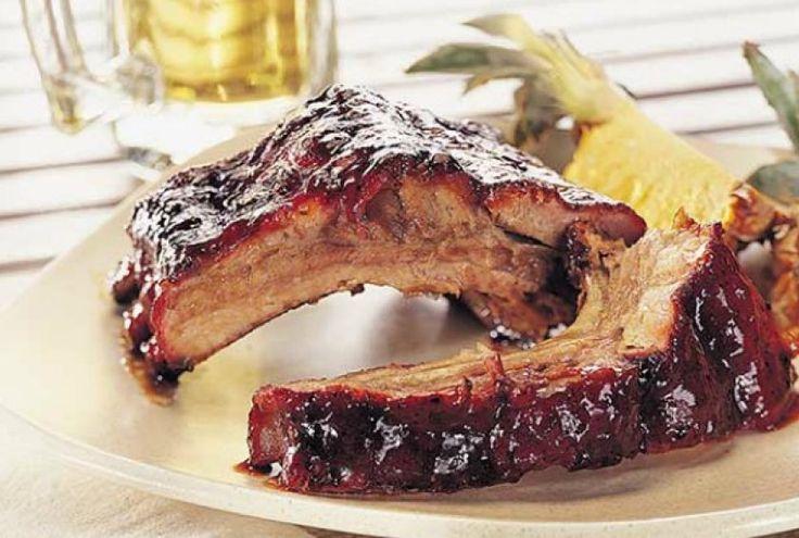 Kansas City-Style Pork Back Ribs Recipe by National Pork Board