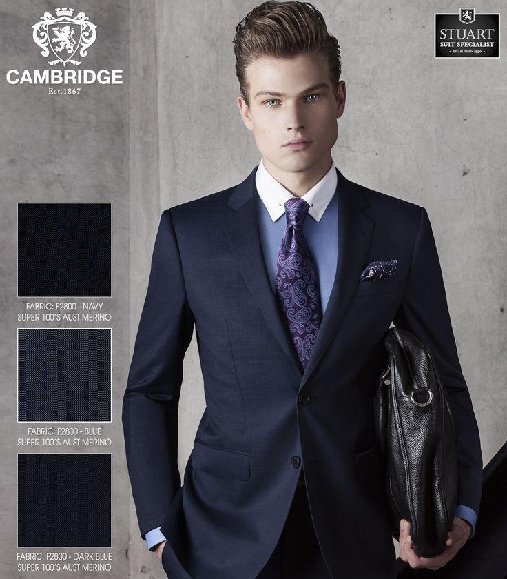Cambridge Range Interceptor Pindot Suit Separates   Stuart Suit Specialist