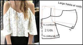 Los hombros siempre han transmitido sensualidad. Una blusa que deje ver suavemente los hombros, clavículas y escote, resulta muy coqueta y femenina. Las variaciones de este estilo de blusas pueden …