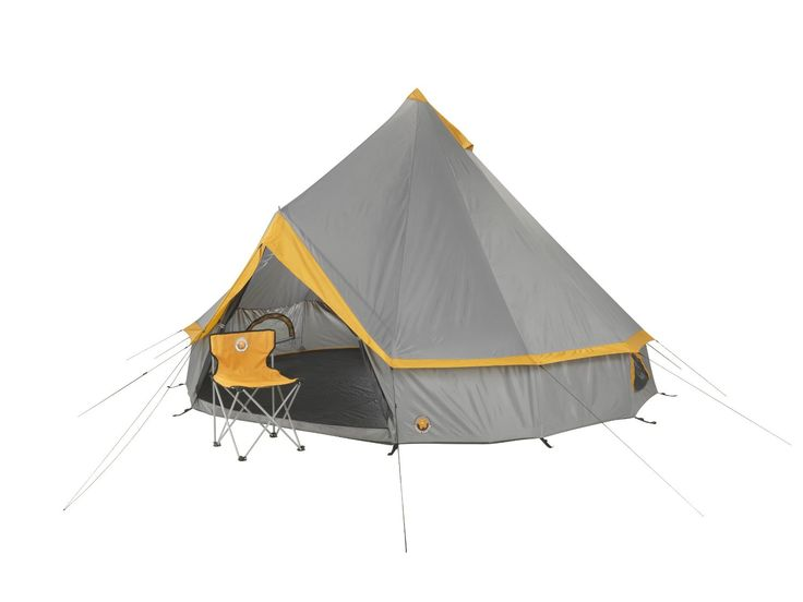 Grand Canyon Indiana 8 man #tent - http://www.survivalsuperstore.co.uk/camping