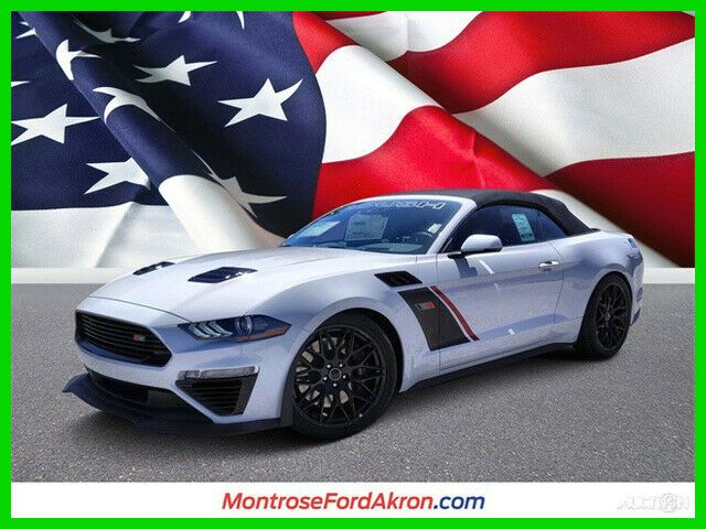 2020 Ford Mustang Roush Convertible 2020 Roush Mustang Stage 3 Convertible 750hp 10 Speed Auto Gt Premium Ford Mustang New Ford Mustang Ford Mustang Roush