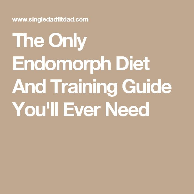 Best 25+ Endomorph diet ideas on Pinterest | Muscle growth ...