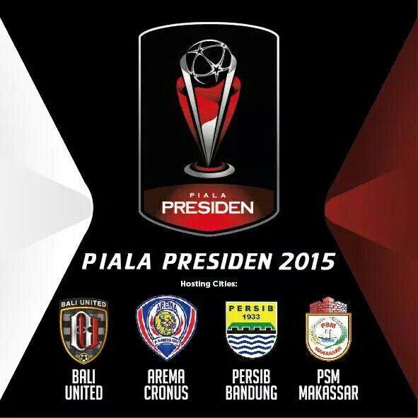 #PialaPresiden