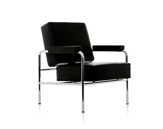 Armchairs | Seating | LC13 Wagon Fumoir | Cassina | Le Corbusier. Check it out on Architonic