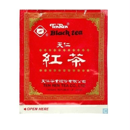 Ten Ren Black Tea (6x20 Bag )