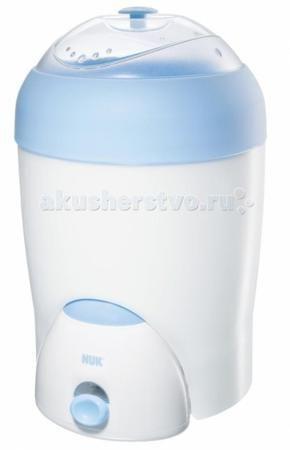 Nuk Паростерилизатор Vapo Rapid  — 8690р. ----------------------  Паровой стерилизатор NUK Vapo Rapid дезинфицирует горячим паром до 6 бутылочек и аксессуаров за 8 минут.  Убивает все микробы при температуре свыше 90°C, надежно дезинфицирует бутылочки и аксессуары.   Безопасен в использовании, со световым индикатором - выключается автоматически.   Возможно хранение дезинфицированных предметов до 24 часов, не нарушая герметизацию. Одновременная стерилизация 6 детских бутылочек NUK FIRST…