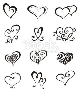 Dessin Coeur Tatouage Tattoo Tribal Gallery Johnny Tattoos