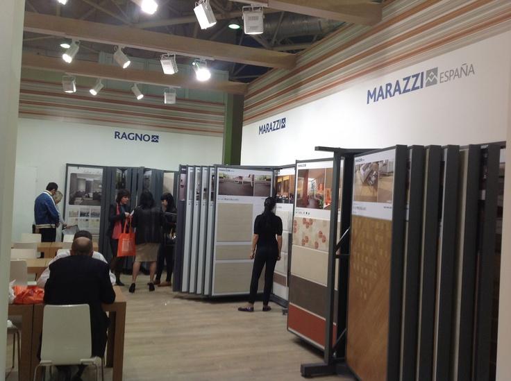 #Mosbuild | #Marazzi | #Ragno | #Marazziespaña