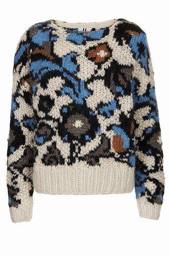 Maglione fatto a mano Top Shop