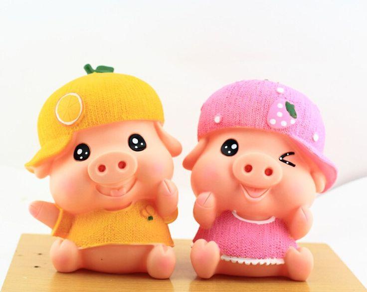Creative New Arrivals Cute Cartoon Kawaii Hare Tokidoki Buta Pig shape Piggy Bank Novelty Money Saving Box Moneybox Kids Gifts //Price: $17.95 & FREE Shipping //     #hashtag3