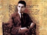Kostas Karyotakis ( 1896 – 1928) is considered one of the most representative Greek poets of the 1920s and one of the first poets to use iconoclastic themes in Greece. His poetry conveys a great deal of nature, imagery and traces of expressionism and surrealism.