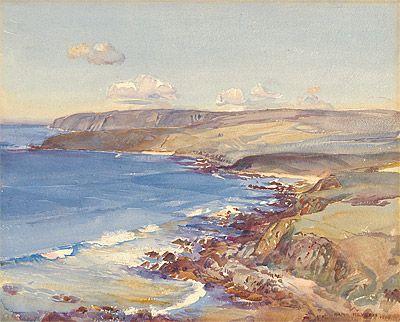 Petrel Cove - Hans Heysen