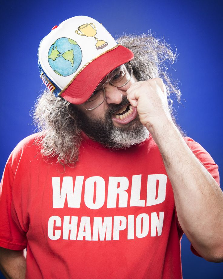 Judah Friedlander's Opinion On 16 Random Things