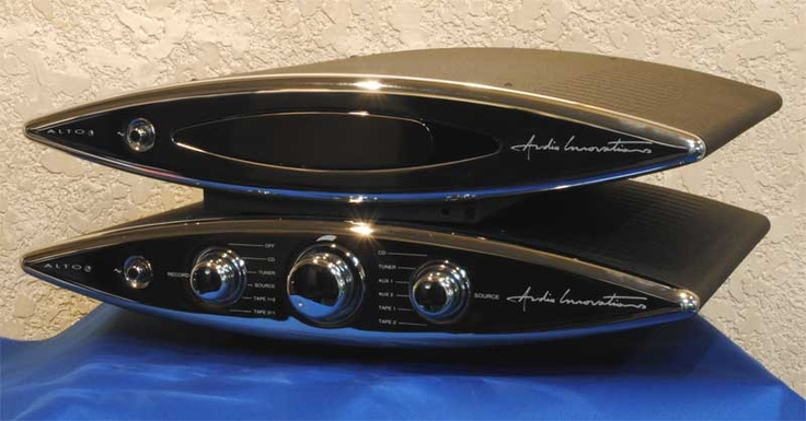 Audio Innovations Alto Cd Player And Integrated Amplifier