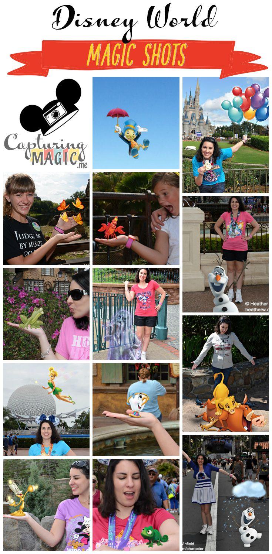 A Guide to Walt Disney World Magic Shots
