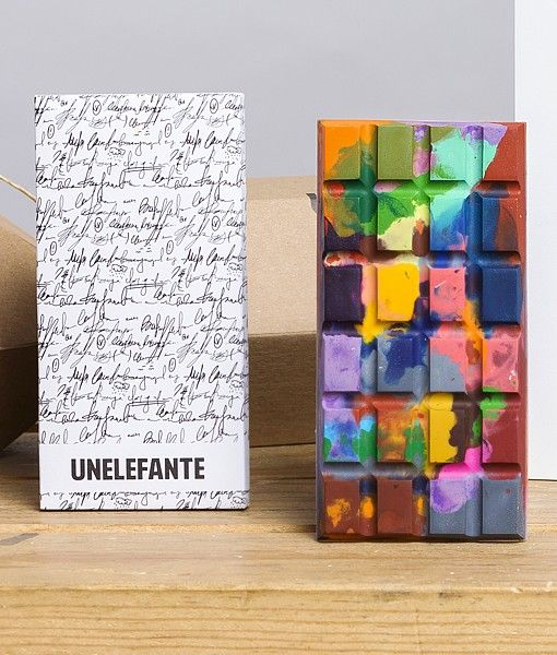My sweet tooth has made it onto the blog today. See some of the most stylish chocolate bars from Unelefante at www.rachelinflight.com