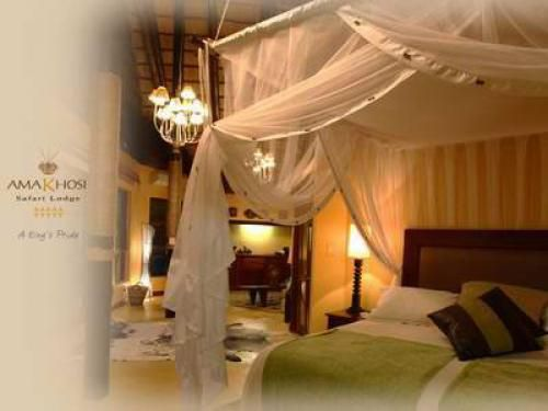 Safaris - Kwazulu Natal - Private Safari Lodge