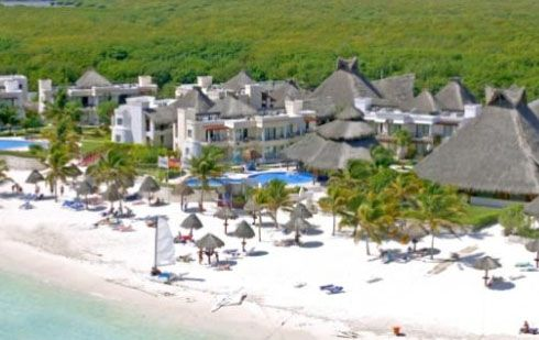 Azul Fives Riviera Maya, Beach Front View