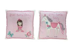 £11.50 Gisela Graham, Unicorn, Ballerina Tooth Fairy Cushion- We love these fabric tooth fairy cushions, pop the tooth in the handy pocket and it wont go missing while waiting for the tooth fairy to arrive.