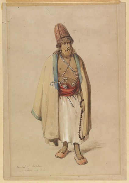 Dervish of Bokhara, Preziosi, 1800's