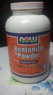 I - 4 Details: Bentonite Clay ~ The many Healing uses, tooth powder, face mask, homemade foundation, soaks, bug bites, acid reflux... the list just goes on!