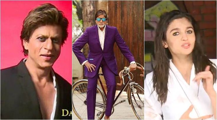 Dabboo Ratnani calendar 2018: Watch out for 'sandy' Alia Bhatt and 'smoky' Shah Rukh Khan https://goo.gl/w1uz9i