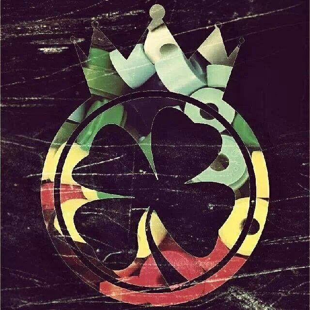 Logo estilo reggae